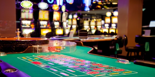 New Jersey Golf and Casinos